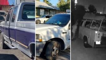 Policía de Las Vegas alerta por aumento de robos de un tipo de camionetas
