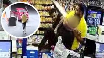 Ahorcan y roban a cliente dentro de tienda en Las Vegas