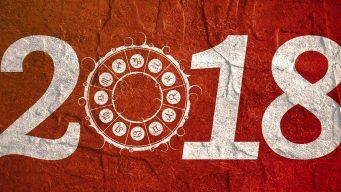 Las predicciones zodiacales para el 2018, Parte I