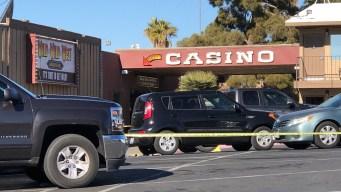 Persona es disparada en casino cerca del Strip