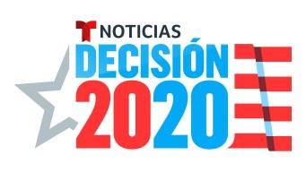 Sondeo de Telemundo: hispanos y las elecciones 2020