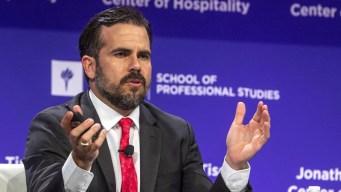 Gobernador de Puerto Rico anuncia apertura de hotel