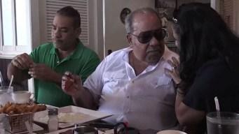 Libertad a preso por 39 años le sabe a huevos y tocino