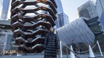 """""""The Shed"""": el edificio sobre ruedas de Nueva York"""