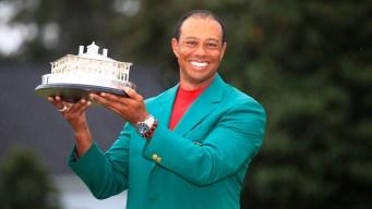 Se hace millonario en Las Vegas gracias a Tiger Woods