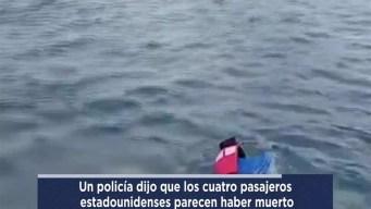 Turistas estadounidenses pierden la vida tras accidente aéreo en Honduras
