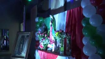 Feligreses celebran a la Virgen de Guadalupe en Las Vegas