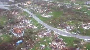 Dorian deja devastación sin precedentes en Bahamas