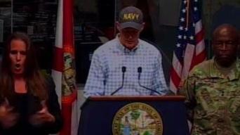 Florida en estado de emergencia por la tormenta Michael