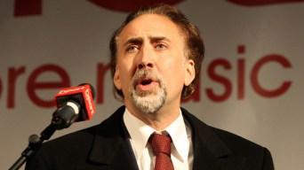 Nicolas Cage pide anulación de matrimonio tras 4 días