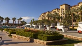 Registran tiroteo en hotel y casino Green Valley Ranch