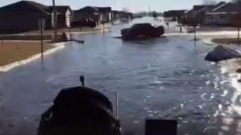 Inundaciones históricas dejan varios muertos