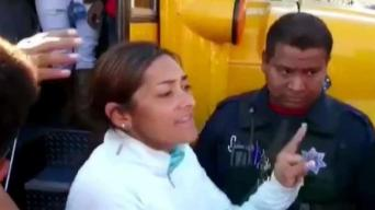 "Arrestan a mexicana ""defensora"" de migrantes"