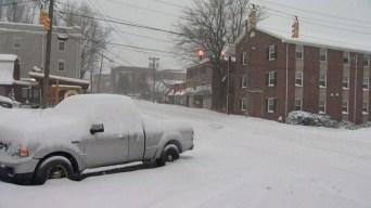 Tormenta invernal paraliza el sureste de EEUU