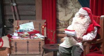 En la Villa de Santa: revela de dónde le escriben y visitan más