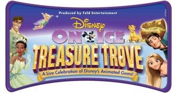 """REGLAS OFICIALES:  KBLR Obsequia Boletos a """"Disney on Ice presents Treasure Trove"""""""
