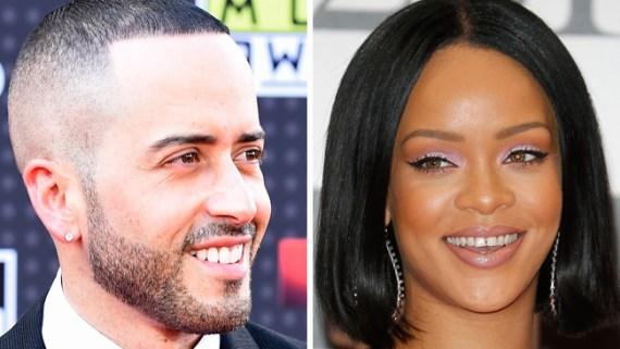 Yandel, ¿muy emocionado por ver a Rihanna?