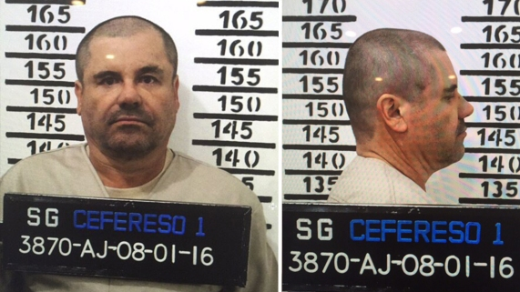 "Abogados dicen no poder dar ropa interior a ""El Chapo"""