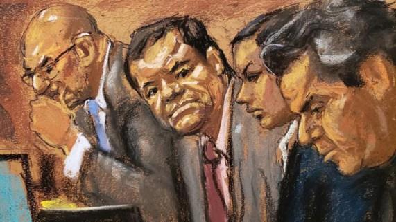 """""""El Chapo"""": quinto día de deliberaciones sin veredicto"""