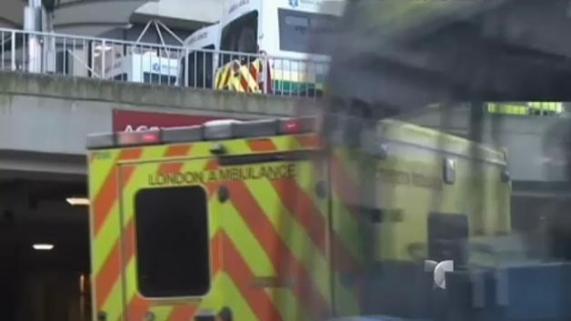 Enfermera británica con ébola en estado crítico