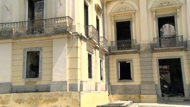 [TLMD - MIA] Las joyas del museo hecho cenizas en Brasil
