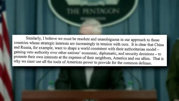[TLMD - LV] Mattis abandona el Pentágono tras anuncio de salida de tropas de Siria