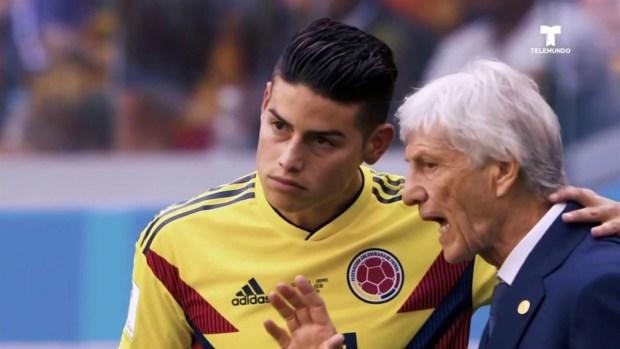 [World Cup 2018 PUBLISHED] Análisis: ¿Cómo resolver la ausencia de James Rodríguez?