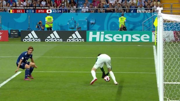 [World Cup 2018 PUBLISHED] ¡Casi se mueren de un ataque al corazón todos los belgas!