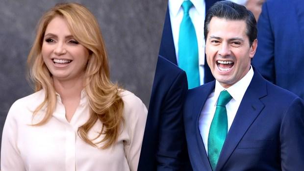 Angélica Rivera reaparece sola en boda tras divorcio de Enrique Peña Nieto