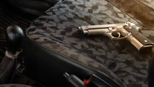 [TLMD - LV] Policía de Las Vegas recuerda sobre dejar armas dentro de los vehículos