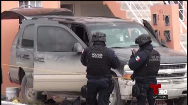 [TLMD - McAllen] Matan a balazos a presuntos sicarios en Reynosa