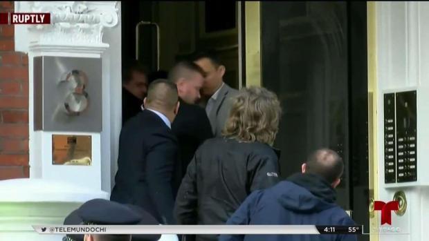 [TLMD - LV] Assange enfrenta extradición hacia EEUU