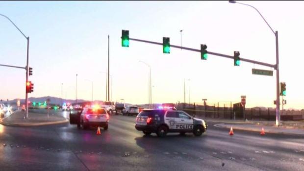 [TLMD - LV] Policía acude a investigar choque y encuentra a un herido de bala