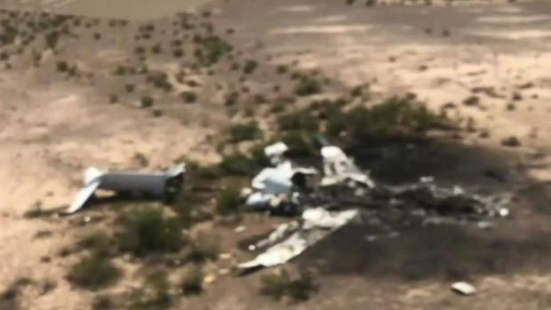 [TLMD - LV] Aviones de este tipo ya habían sufrido accidentes en el pasado