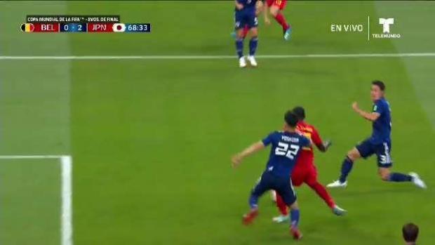 [TLMD - LV] Bélgica marca el primero y regresa al juego