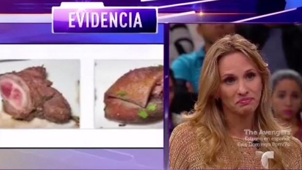 """Caso Cerrado: """"Mi cuñada me hizo comer testículo"""" - Demandante"""