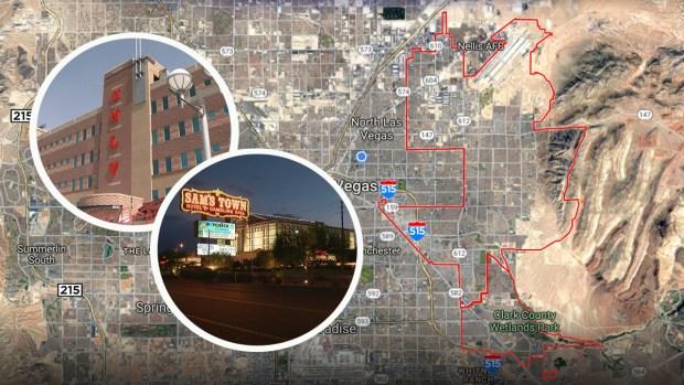 East Las Vegas ¿nueva ciudad en la zona metropolitana?