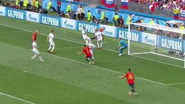 [TLMD - LV] En tiempo extra, España cerca del su segundo gol