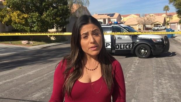 [TLMD - LV] Policía investiga invasión a hogar de Las Vegas