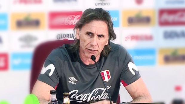 """[World Cup 2018] Gareca: """"Creemos que la sanción a Paolo Guerrero es totalmente injusta"""""""