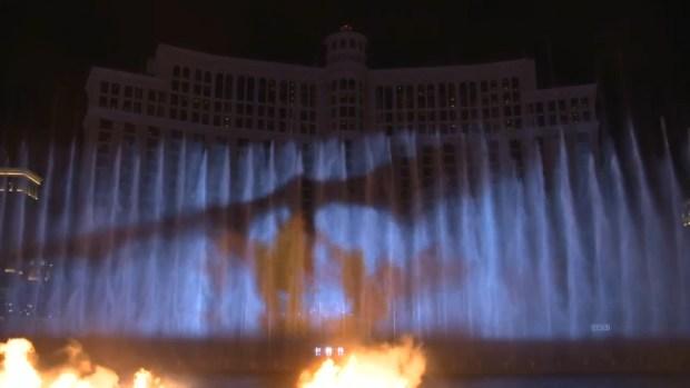 [TLMD - LV] Dragones y fuego: nuevo espectáculo en fuentes del Bellagio