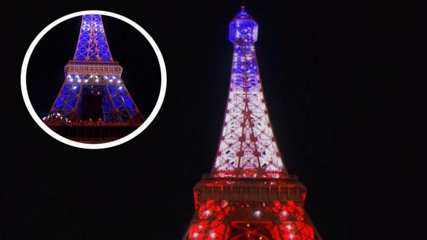 [TLMD - LV] Luces en el Strip: la torre Eiffel ofrece nuevo espectáculo