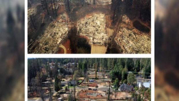 [TLMD - SD] Incendio Paradise: antes y después de la mortal tragedia