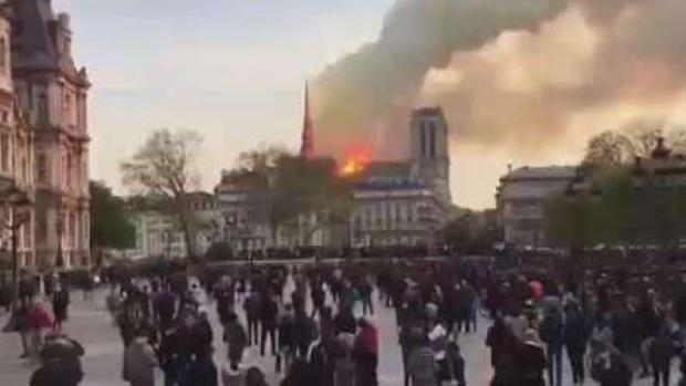 [TLMD - LV] Incógnita tras el voraz incendio en Notre Dame