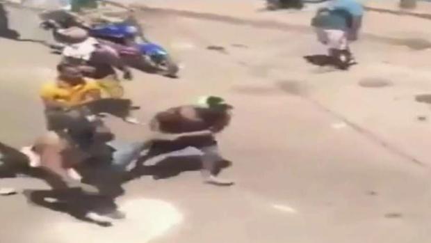 [TLMD - MIA] Joven muere baleado por supuestos militares del régimen de Maduro