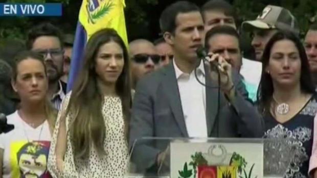 [TLMD - MIA] Juan Guaidó dice que seguirá adelante para buscar la democracia