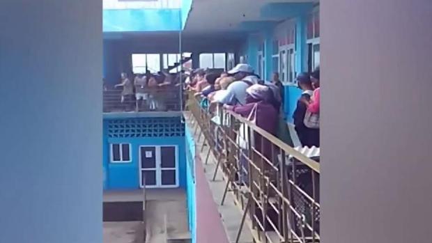 [TLMD - MIA] Largas colas por escasez de alimentos en Cuba