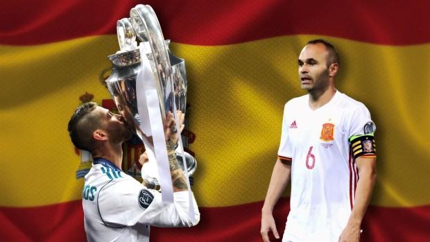 [World Cup 2018 PUBLISHED] El dato del Mundial que hace feliz al Real Madrid, pero no a España