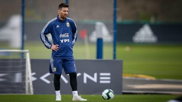 [Copa America] Messi se confiesa como nunca antes