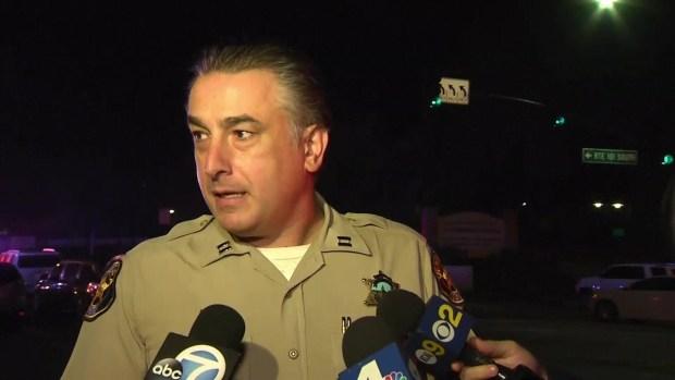 [TLMD - MIA] Reportan varios heridos tras tiroteo en California